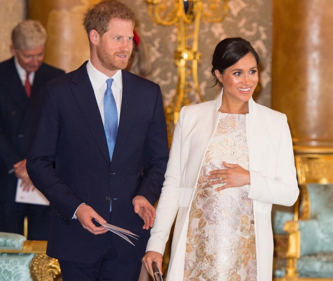 Prințul Harry și Meghan Markle. foto: meghanmarkle_official - Instagram