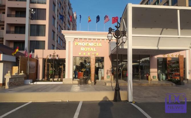 Hotel Phoenicia, Mamaia