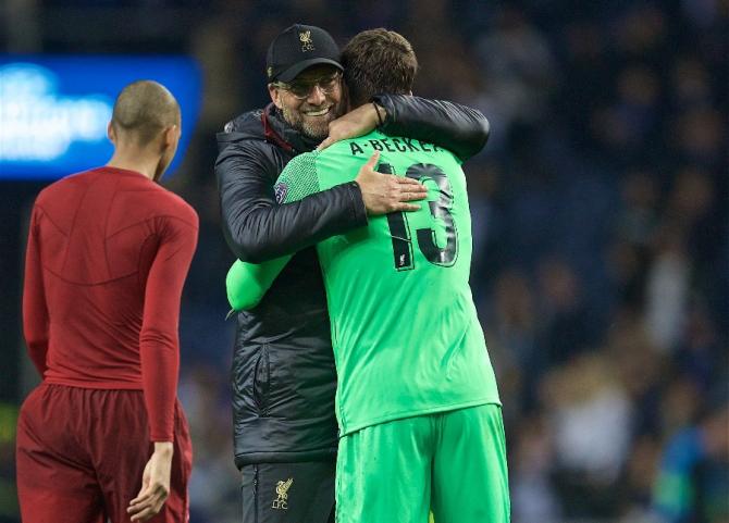Liga Campionilor: Porto - Liverpool, rezultat. foto: @LiverpoolFC - FB