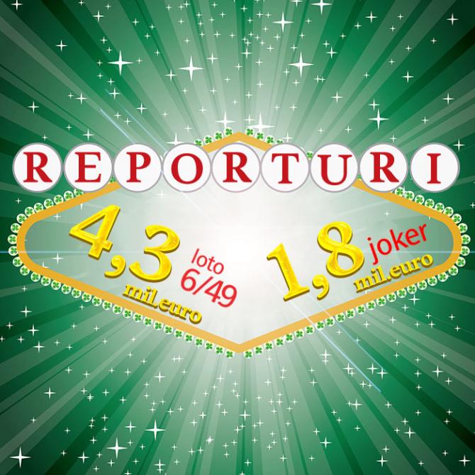 Loto 6/49 - Report uriaș pentru extragerea de joi 2 Mai