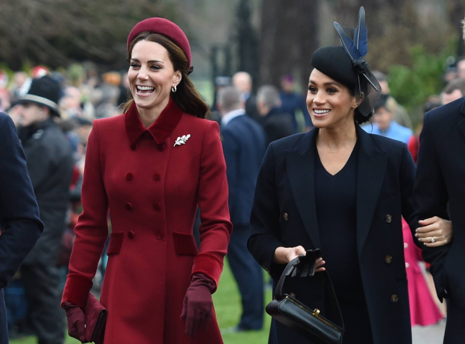 Meghan Markle - Kate Middleton