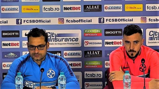 Mihai Teja: Nu cred că există vreun antrenor sau un jucător care să intre pe teren şi să spună 'Azi vreau să fac egal