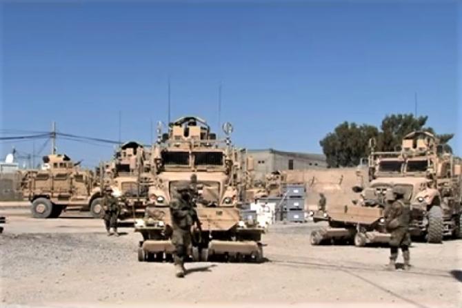 militari-români-Kandahar-Afganistan