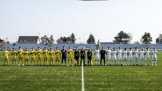 Slovacia - România, rezultat în întâlnirea selecţionatelor Under-18. foto: FRF