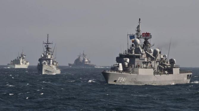 Exercitiu NATO in Marea Neagra