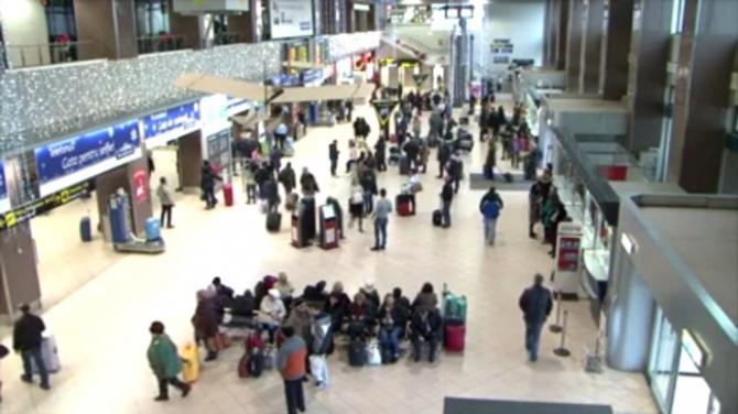 Aeroportul Henri Coandă