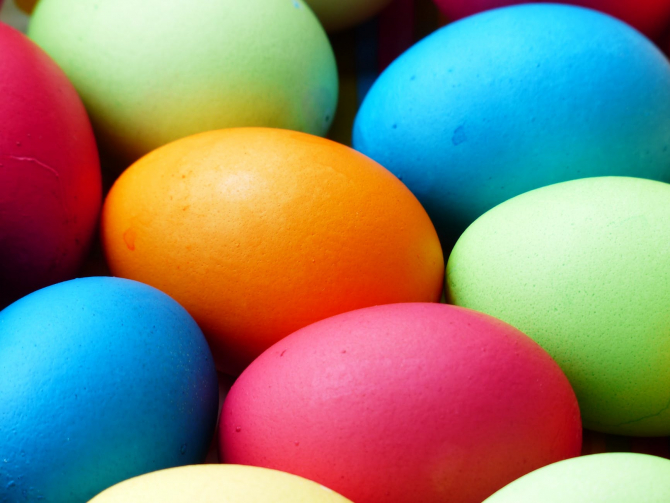 Paște 2019. Ouă de Paște