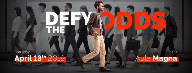"""Cea de-a treia ediție a evenimentului """"TEDxUniversitateaPolitehnicaBucurești - Defy the Odds"""""""
