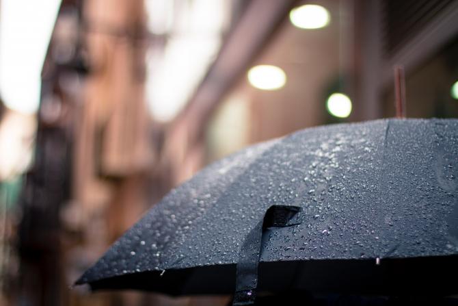 Ploaie - umbrela