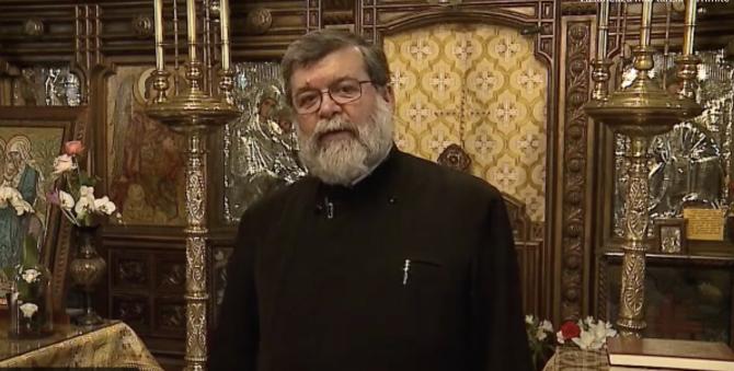 Preotul Nicolae Crângașu