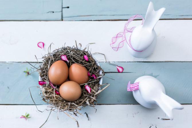 Rețete Paște 2019. Ouă umplute