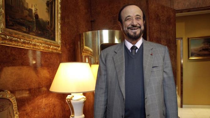 Rifaat al-Assad, unchiul președintelui Siriei, Bashar al-Assad este acuzat în Franța de spălare de bani