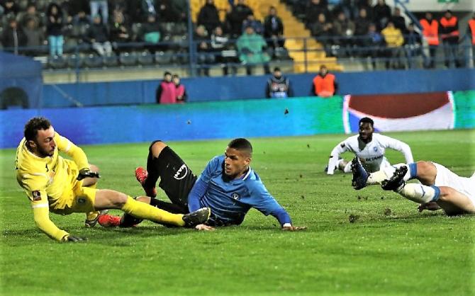 Rivaldinho, gol la Viitorul cu tatăl său, Rivaldo, în tribune