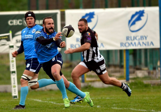 Rugby - CSM București are un nou antrenor. foto: @csmbucurestirugby / FB
