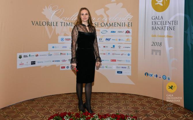 Simona Amânar. foto: FB