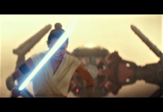 Cel de-al nouălea film din franciza 'Star Wars' se va numi The Rise of Skywalker
