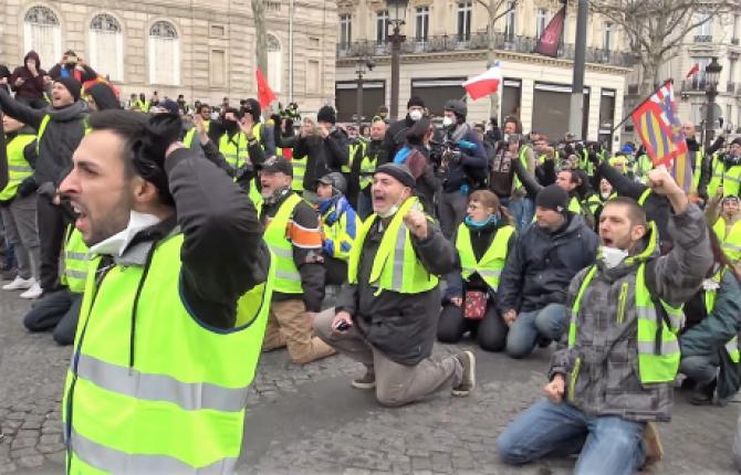 Legea referendumului din Franța, asemănătoare cu cea din România