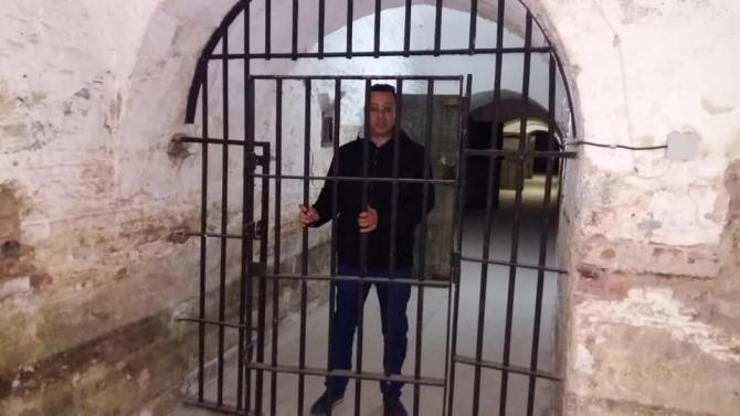 Victor Ciutacu, la Fortul 13 Jilava