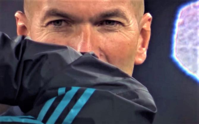 Zinedine Zidane trimite 'săgeți' către Eden Hazard