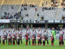 Speranțe pentru promovare după meciul Universitatea Cluj - Sportul Snagov. foto: @FCUCluj - FB
