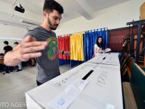 Vot alegeri FOTO AGERPRES