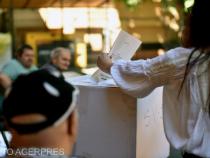 Alegeri FOTO AGERPRES