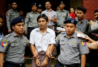jurnalisti reuters eliberati