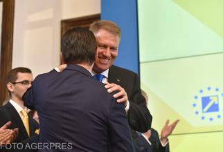 Orban și Iohannis
