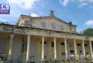 Teatrul de vară din Parcul Bazilescu