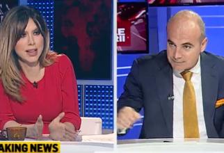 Denise Rifai către Rareș Bogdan: Dacă mă inviți la dans accept. Dacă ma înviți la vot...