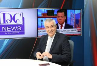 Călin Popescu Tăriceanu, declarații explozive la Interviurile DC News