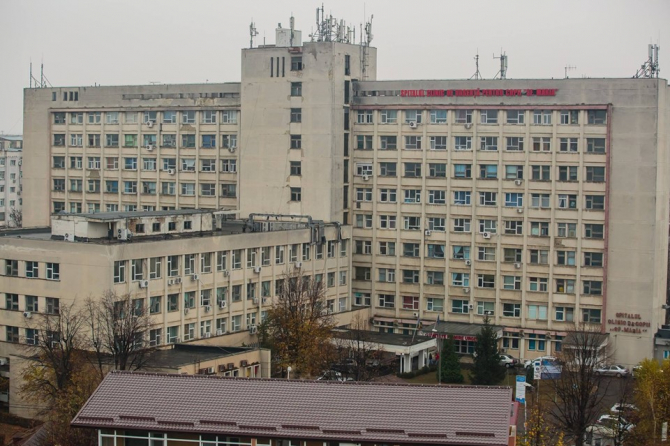 spital Iași Maricel Popa