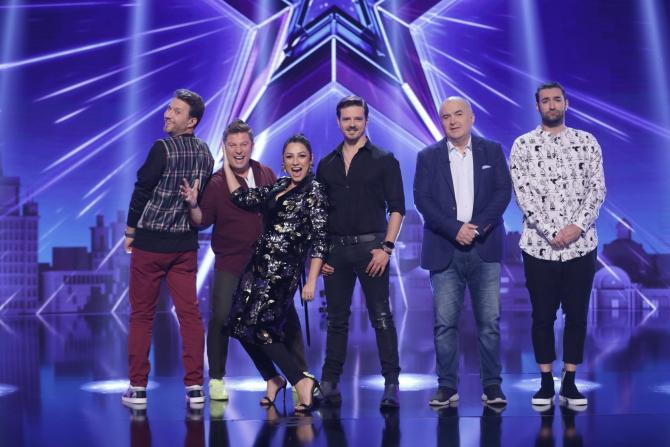 FOTO: Facebook / Românii au Talent