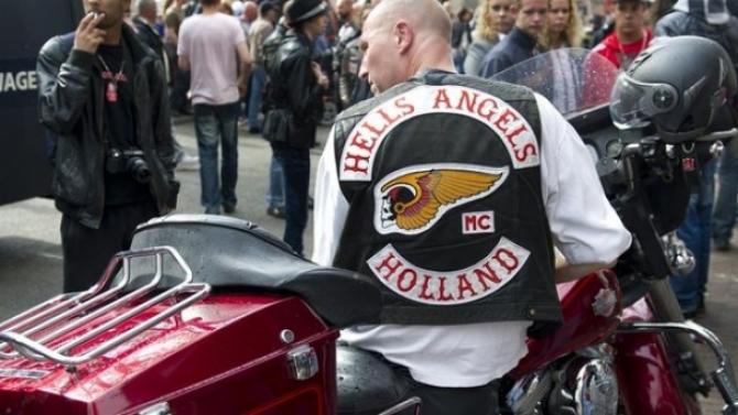 Clubul de motociclişti Hell's Angels, interzis în Olanda