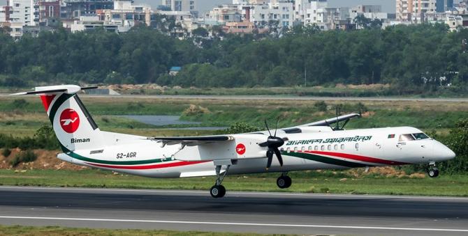 Avion Dash-8 Q400