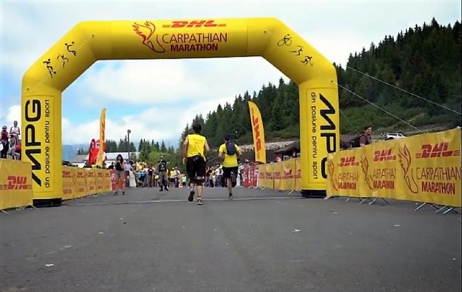 Participare masivă la Carpathian Marathon 2019