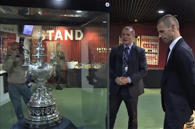 Reformă Liga Campionilor - Ceferin, șeful UEFA nu crede în ea