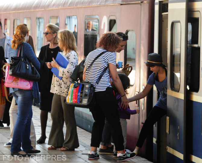 Tren-cfr-călători