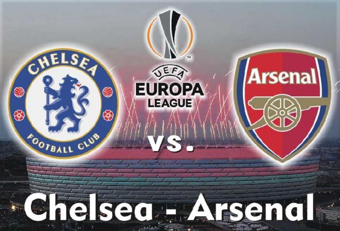 Finala Europa League: Chelsea - Arsenal   Rezultat LIVE text. O 'afacere' englezească
