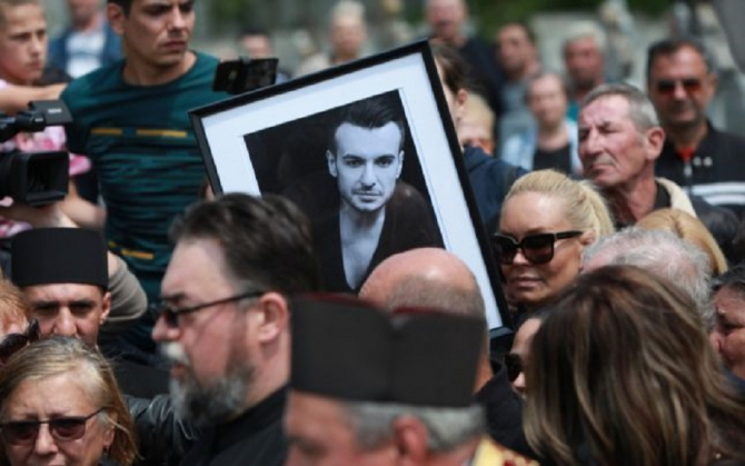 Răzvan Ciobanu înmormântare