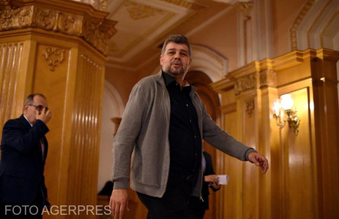 Marcel Ciolacu FOTO AGERPRES