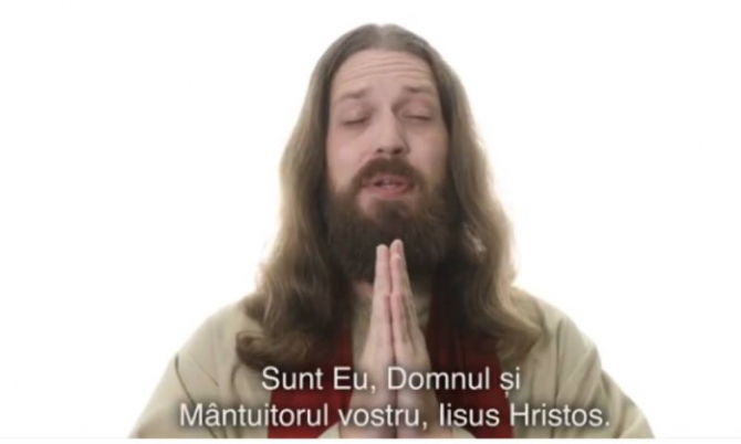 Clip Iisus Hristos