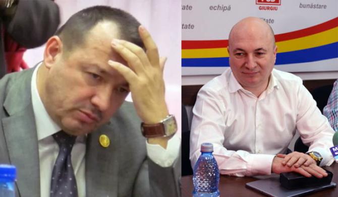 S-a cerut demisia lui Codrin Ştefănescu şi a lui Cătălin Rădulescu din PSD, la CEx