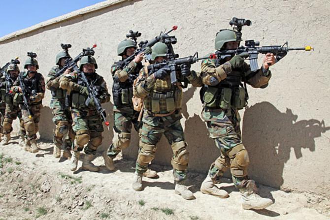 Forțele speciale au salvat 28 de prizonieri