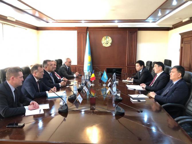 Forumul Economic de la Astana - Kazahstan, punctul final al acestei misiuni economice