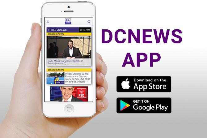 Aplicatia DCNEWS