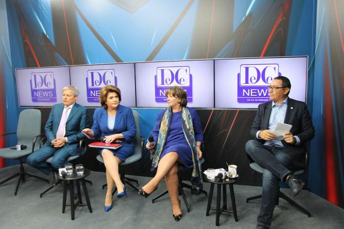 dezbatere DC News