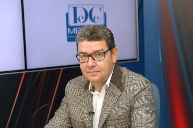 Dr Liviu Ojoga. Foto: DC NEWS