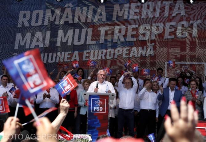 Liviu Dragnea le promite fermierilor români că din 2020 nu vor mai plăti impozit pe subvenţia din agricultură