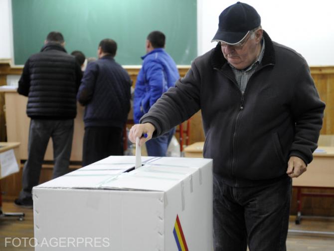 Alegeri Prezidențiale 2019/ Foto Agerpres